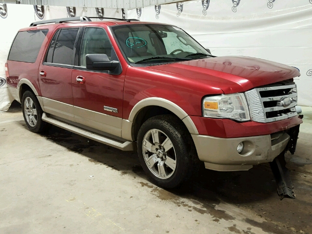Salvage 2007 FORD EXPEDITION - Small image. Lot 17706956