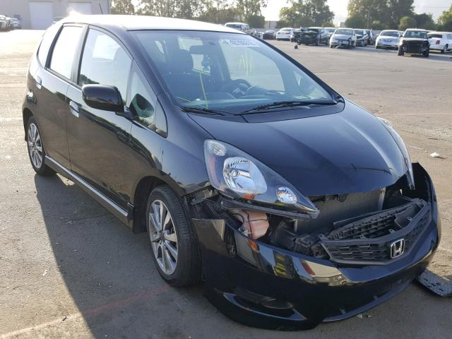 Salvage Certificate 2012 Honda Fit Sport Hatchbac 15l 4 For Sale In