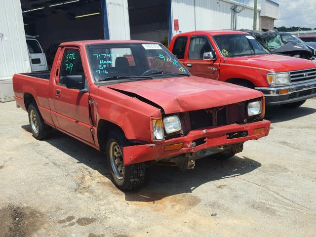 Salvage Title 1988 Mitsubishi Mighty Max Pickup 2.0L 4 For Sale in ...