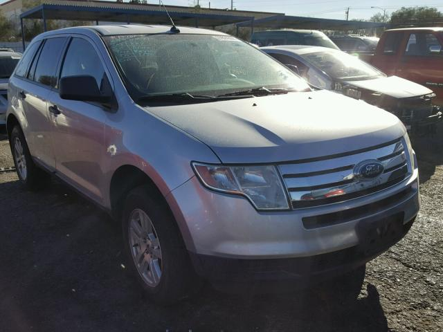 Ford Edge Se Left Front View Lot