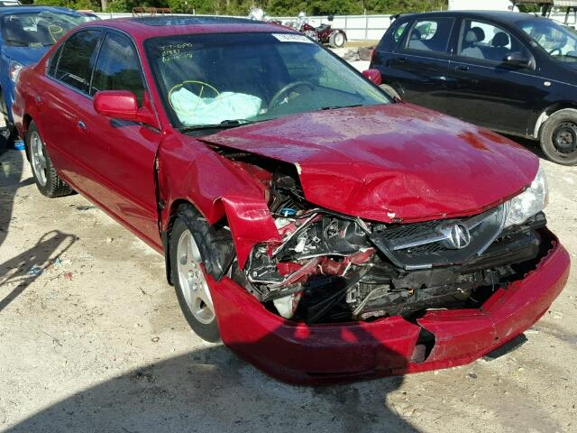 Salvage 2003 ACURA 3.2 TL - Small image. Lot 18740757