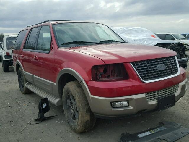 Salvage 2003 FORD EXPEDITION - Small image. Lot 19491957