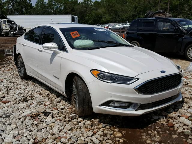 Certificate Of Destruction 2018 Ford Fusion 20l 4 For Sale In