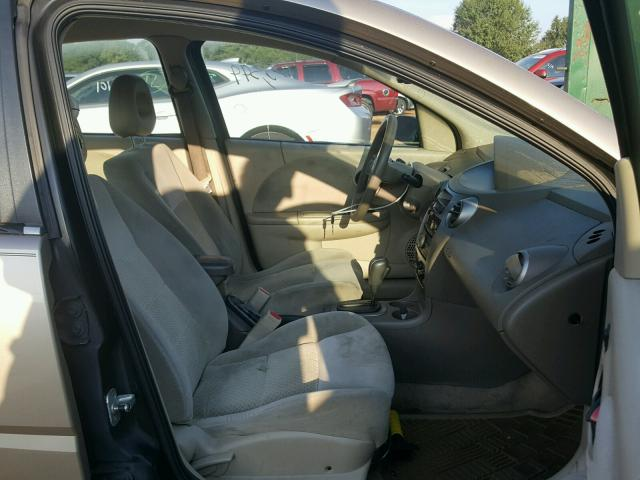Salvage Title 2006 Saturn Ion Sedan 4d 22l 4 For Sale In Austell