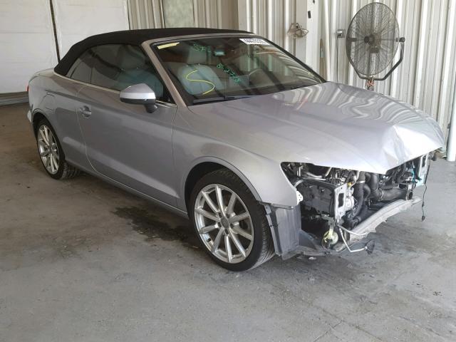 Salvage Title Audi A Converti L For Sale In Savannah GA - Audi savannah