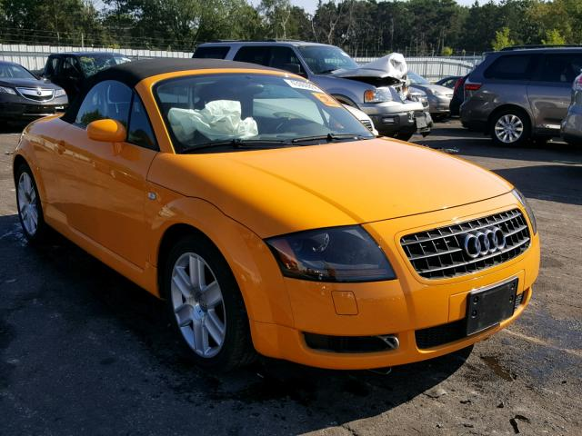 Audi TT Roadster L Gas Orange للبيع Ham Lake MN - 2006 audi tt