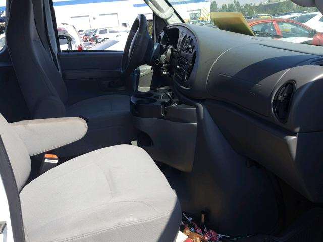 Vin 1FB5531LX7DA83098 2007 FORD E350   Interior View Lot 43377198.