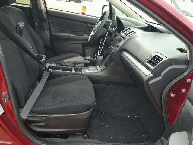 Salvage Title 2012 Subaru Impreza Ba Sedan 4d 20l 4 For Sale In