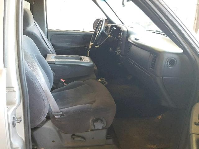 Vin 1GCHK23122F196035 2002 CHEVROLET SILVERADO   Interior View Lot 45711158.