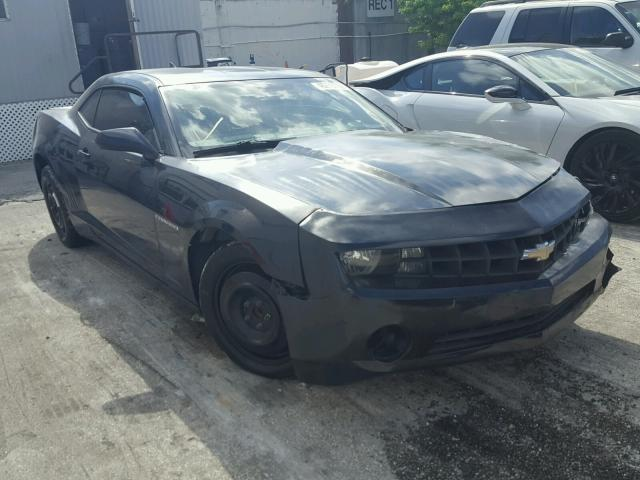 2012 CHEVROLET CAMARO LT   Left Front View Lot 45770118.