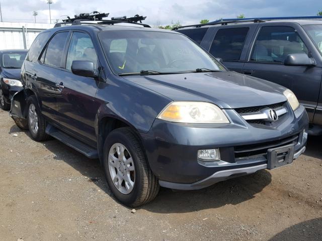Salvage Certificate Acura Mdx Tourin Dr Spor L For Sale - 2004 acura mdx rims