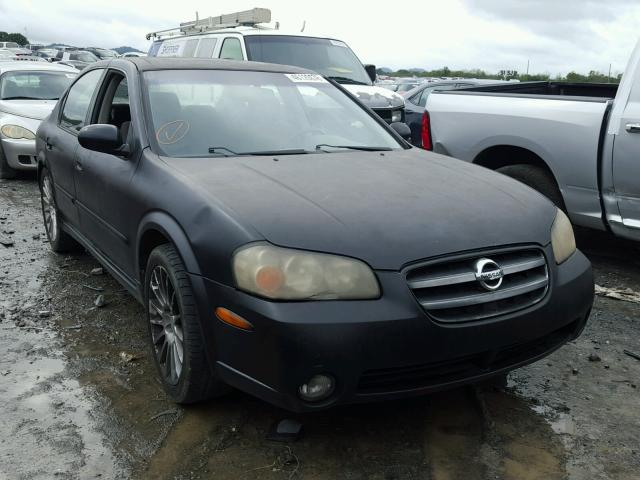 2003 NISSAN MAXIMA GLE   Left Front View Lot 46120678.