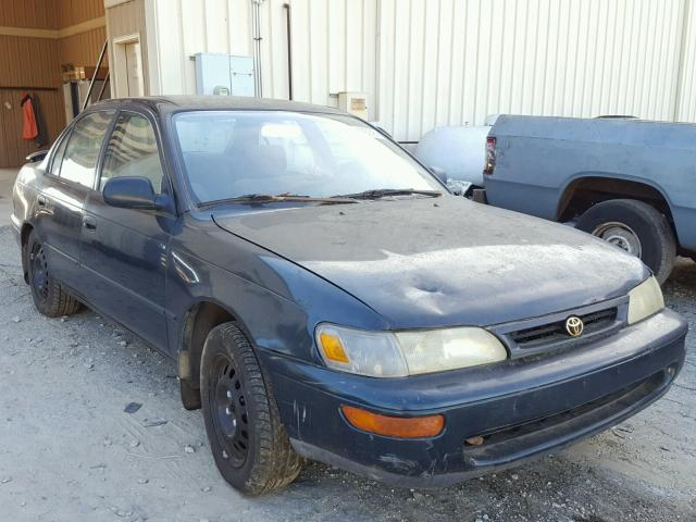 1997 TOYOTA COROLLA DX   Left Front View Lot 45841538.