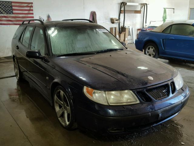 Flood Clean 2003 Saab 9 5 Station 23l 4 For Sale In Portland Mi