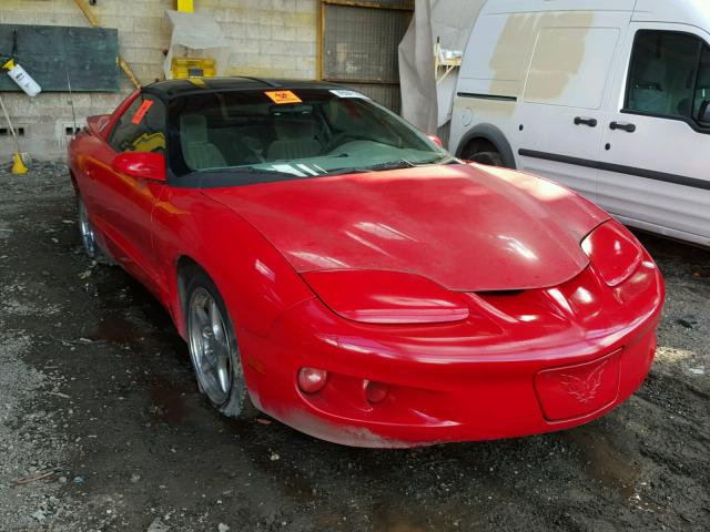 Clean Title 2001 Pontiac Firebird Hatchbac 38l 6 For Sale In