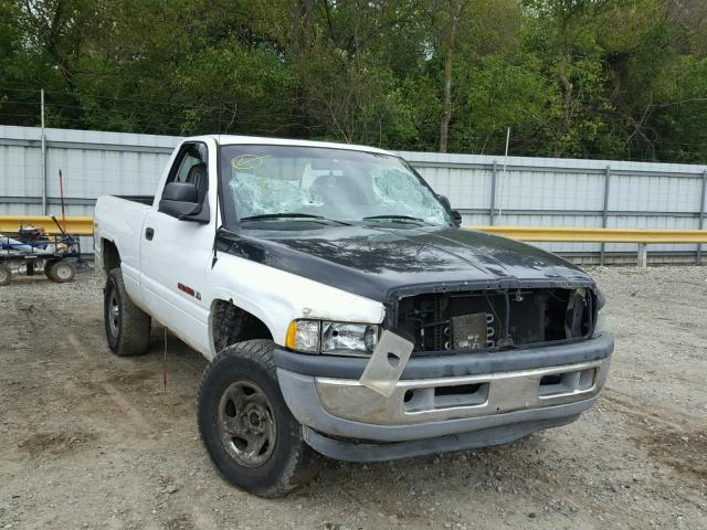 Clean Title 1997 Dodge Ram 1500 Pickup 59l 8 For Sale In Glassboro