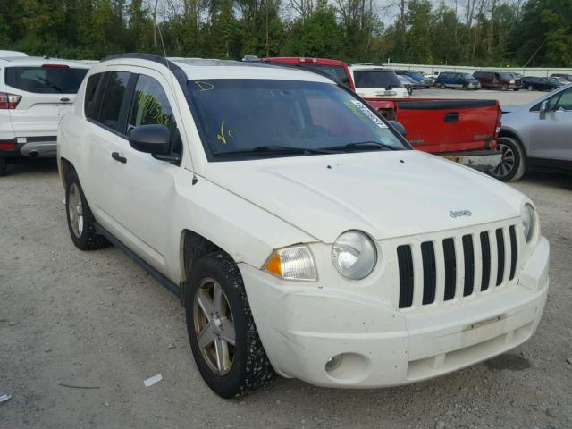 Clean Title 2007 Jeep Compass 4dr Spor 24l 4 For Sale In Leroy Ny