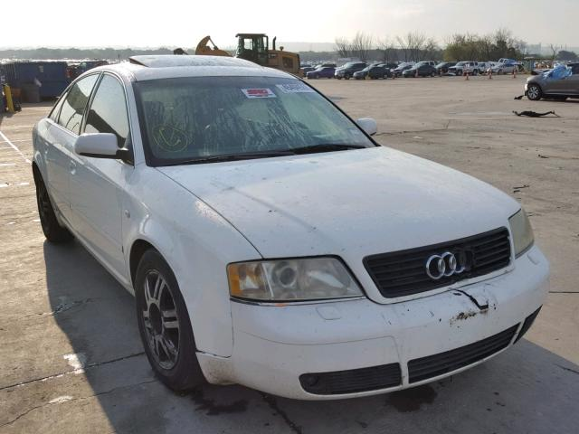 Clean Title 2001 Audi A6 Sedan 4d 27l 6 For Sale In Grand Prairie