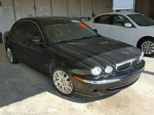 Awesome 2003 JAGUAR X TYPE 2.5   Left Front View Lot 46514328.