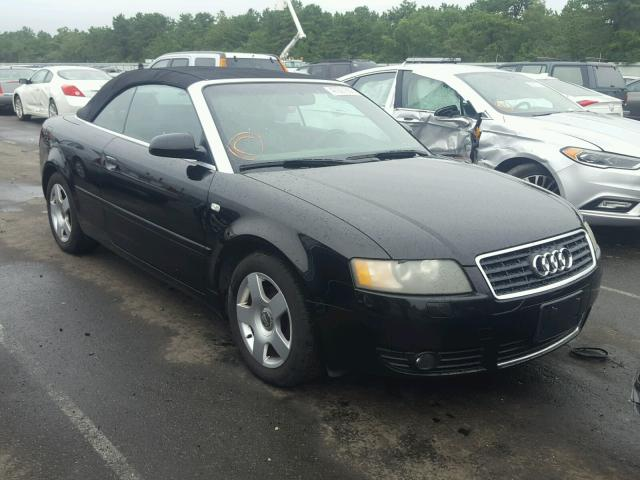 Clean Title 2003 Audi A4 Converti 18l 4 For Sale In Brookhaven Ny