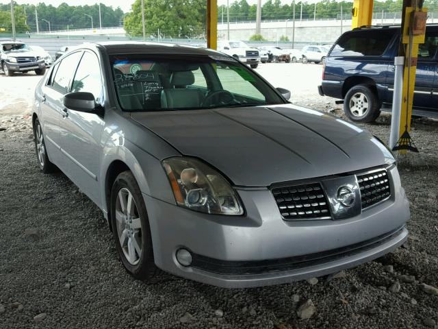 2006 NISSAN MAXIMA SE   Left Front View Lot 45751958.