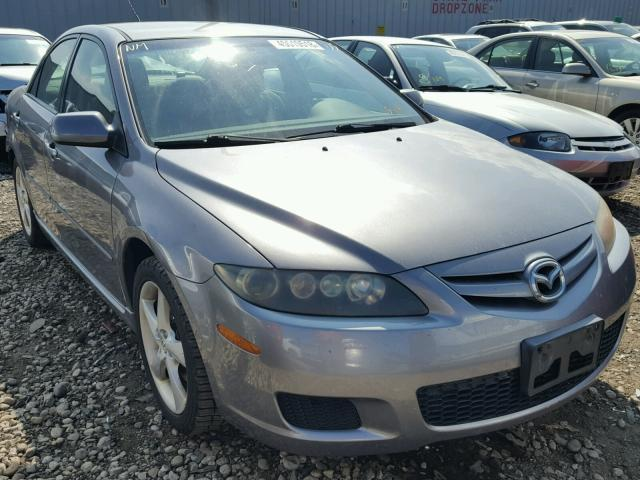 Bill Of Sale Parts Only 2008 Mazda 6 Sedan 4d 23l 4 For Sale In
