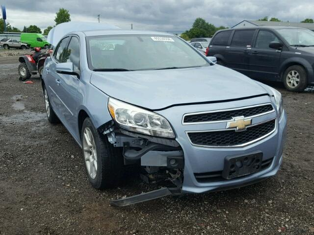 2013 CHEVROLET MALIBU 1LT   Left Front View Lot 45534558.