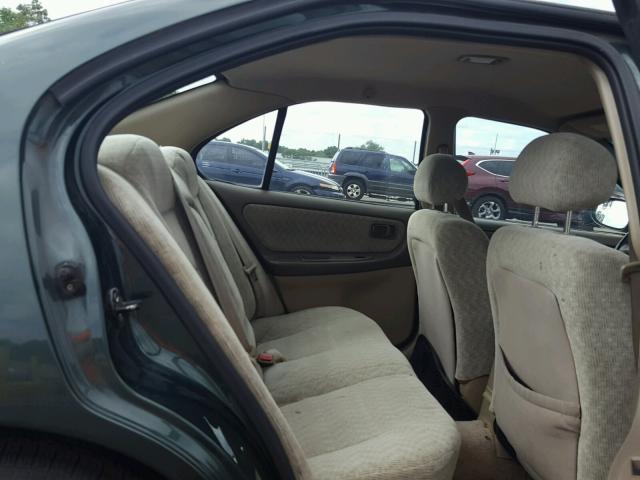Clean Title 2001 Nissan Altima Xe Sedan 4d 24l 4 For Sale In