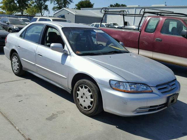2002 HONDA ACCORD LX   Left Front View Lot 46450238.