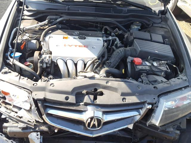 Salvage Certificate Acura TSX Sedan D L For Sale In Elgin - 2004 acura tsx engine