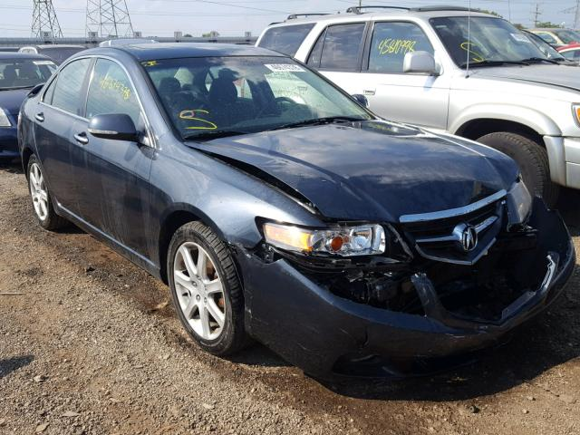 Salvage Certificate Acura TSX Sedan D L For Sale In Elgin - 2004 acura tsx engine for sale