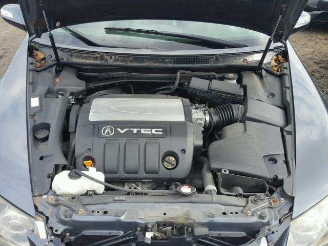 Branded Salvage Cert Acura Rl Sedan D L For Sale In - 2005 acura rl engine