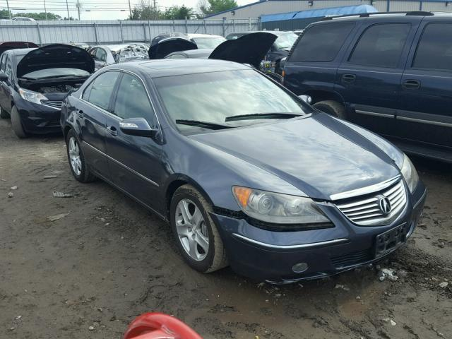 Branded Salvage Cert Acura Rl Sedan D L For Sale In - Acura rl 2005 for sale