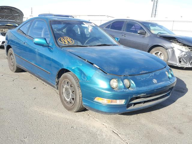 Salvage Certificate Acura Integra Hatchbac L For Sale In - 1995 acura integra for sale