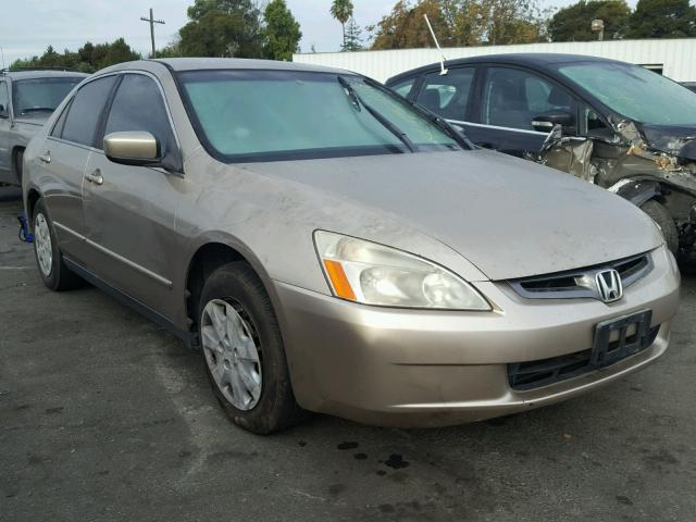 2004 HONDA ACCORD LX   Left Front View Lot 47545988.