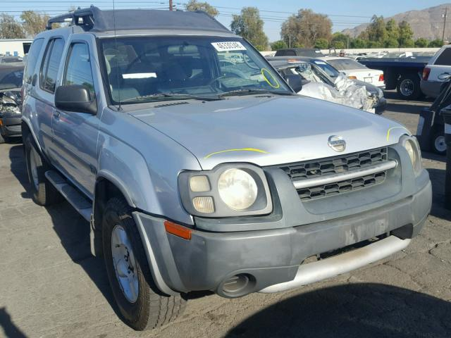 2003 Nissan Xterra Xe 4dr Spor 33l 6 Gas Silver Colton