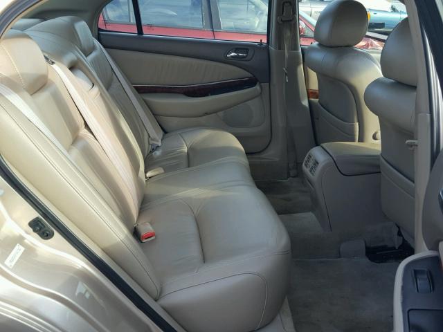 Salvage Title Acura Tl Sedan D L For Sale In - 2000 acura tl interior