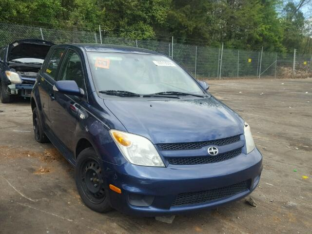 2006 TOYOTA SCION XA   Left Front View Lot 30919848.