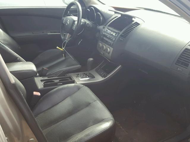 Dlrdisexp Ct Others Acq 2005 Nissan Altima Sedan 4d 35l 6 For