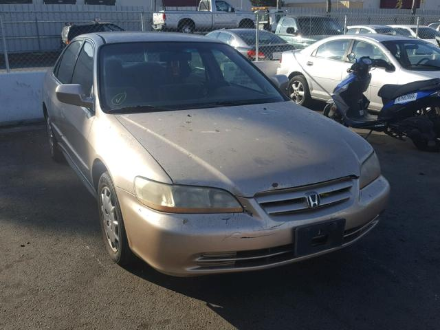 2001 HONDA ACCORD LX   Left Front View Lot 47909198.