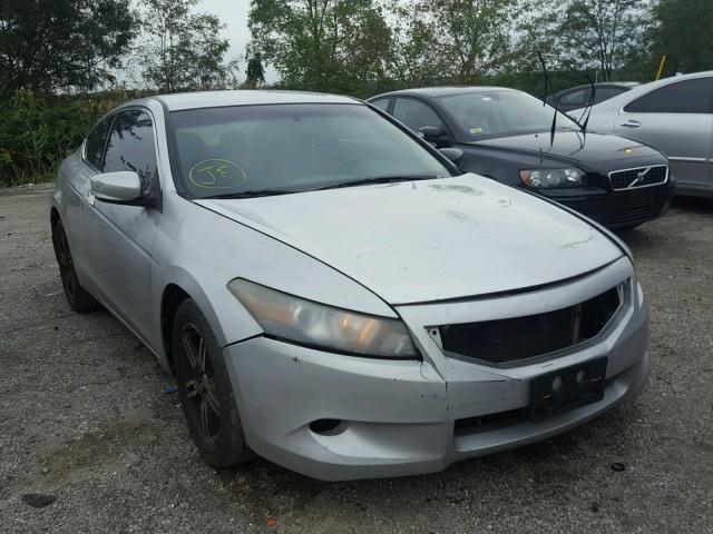 2008 HONDA ACCORD LX    Left Front View Lot 46640788.