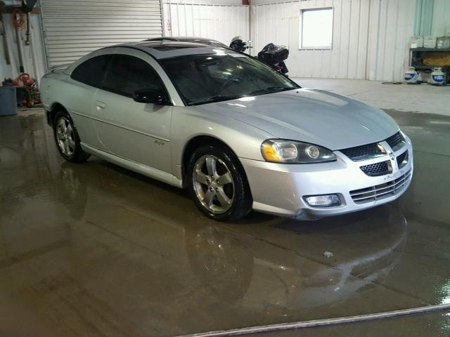 2005 Dodge Stratus Coupe 30l 6 Gas Silver Albany Ny