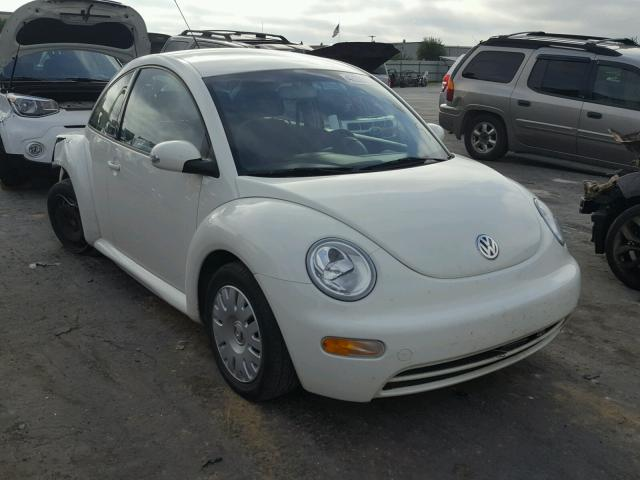 Salvage Title 2005 Volkswagen Beetle Hatchbac 20l 4 For Sale In