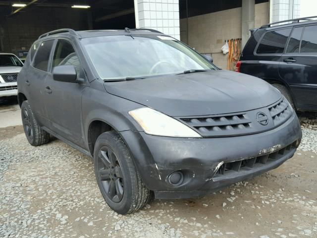 2006 NISSAN MURANO SL   Left Front View Lot 48199008.