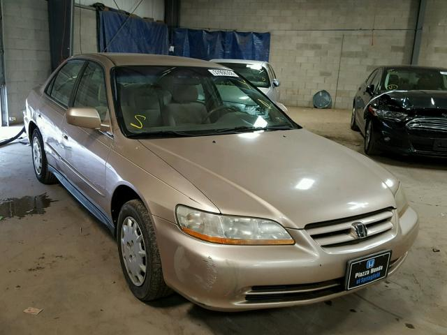 2001 HONDA ACCORD LX   Left Front View Lot 37958358.