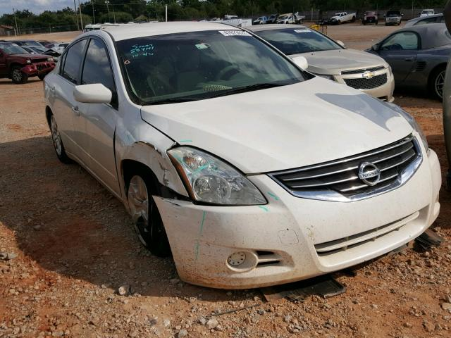 2011 Nissan Altima Bas Sedan 4d 25l 4 Gas White