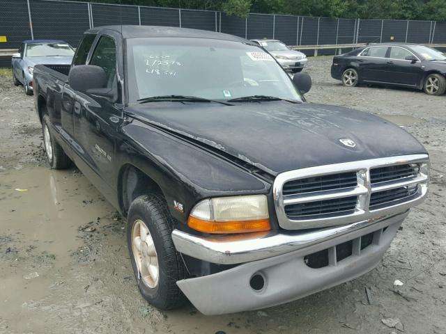 Clean Title 1998 Dodge Dakota Club Cab 39l 6 For Sale In Waldorf