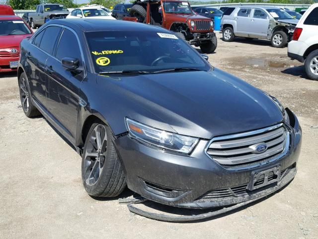 Ford Taurus Sel Left Front View Lot