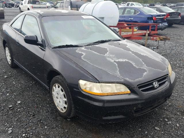 2001 HONDA ACCORD LX   Left Front View Lot 48702778.