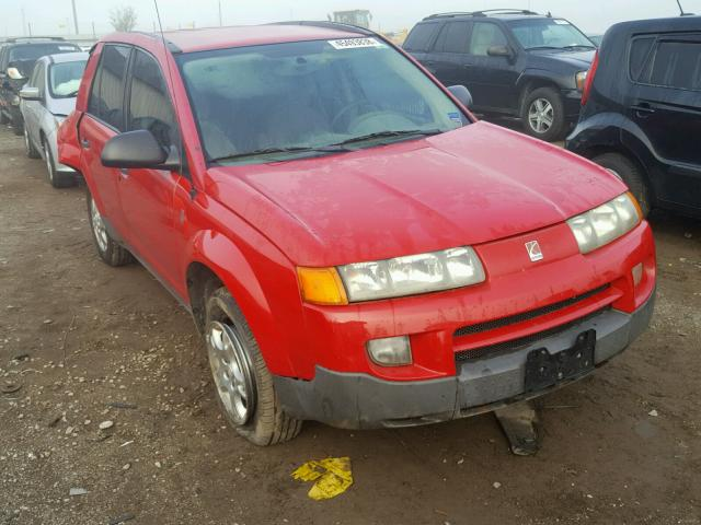 Salvage Title 2002 Saturn Vue 4dr Spor 30l 6 For Sale In Louisville